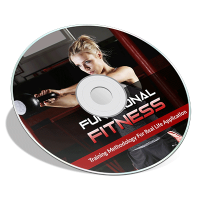 Functional Fitness, Training Methodology, For Real Life Application CD